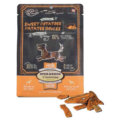 OBT Oven-Baked Tradition Treat Sweet Potatoes 345g