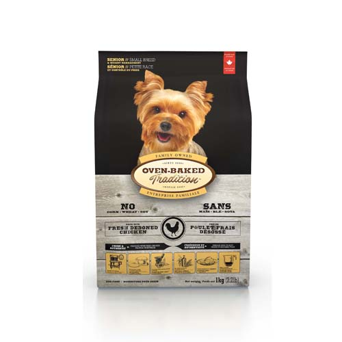 OBT Oven-Baked Tradition Senior Small Breed Chicken 1 kg