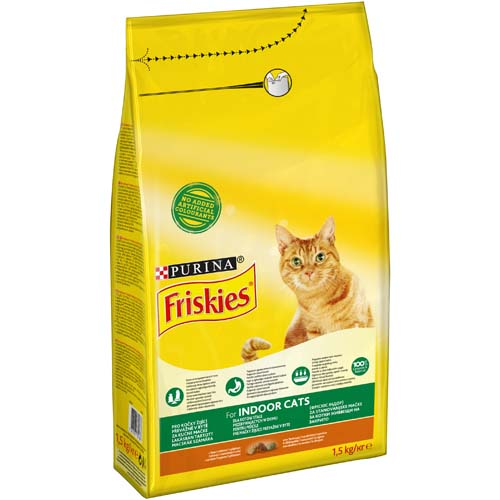 FRISKIES 1,5kg INDOOR Cat