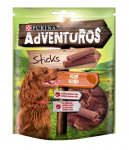 PURINA ADVENTUROS Sticks 120g buvolí chuť