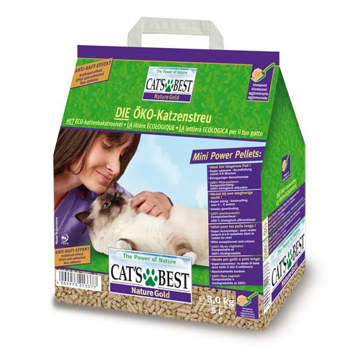 JRS Cat´s best Nature gold 5l/3kg