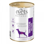 4Vets NATURAL VETERINARY EXCLUSIVE GASTRO INTESTINAL 400g dog