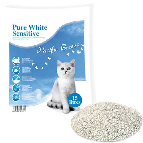 EBI Pure White Sensitive 0,5-2mm 15l Pacific Breeze