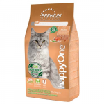 happyOne Premium Fresh Salmon Cat 1,5kg