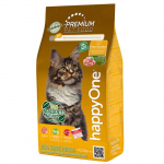happyOne Premium Sterilized Cat Fresh Meat 1,5kg