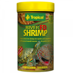 TROPICAL FD River Shrimp 100ml/10g lyofilizované krevety
