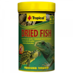 TROPICAL Dried Fish 100ml/15g sušené ryby pro plazy