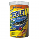 TROPICAL Food for Sterlet 1000ml/650g krmivo pro jesetery