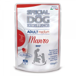 MONGE SPECIAL DOG EXCELLENCE MEDIUM Adult hovězí 100g kapsička