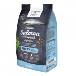 GO NATIVE Puppy Salmon with Spinach and Ginger 4kg