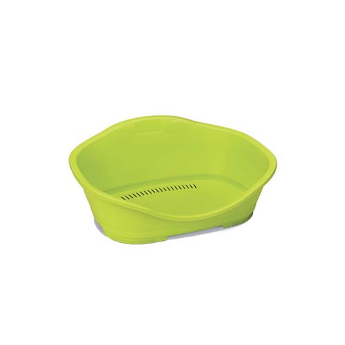 STEFANPLAST Sleeper 2 lime green 68,5x49x27,5cm