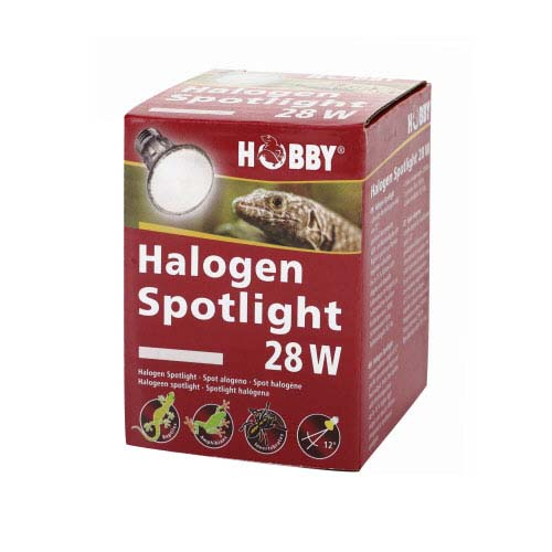 HOBBY Diamond Halogen Spotlight  28W