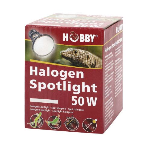 HOBBY Diamond Halogen Spotlight  50W