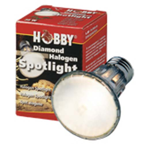 HOBBY Diamond Halogen Spotlight  75W
